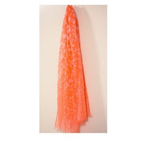Accessories - Neon Star scarf